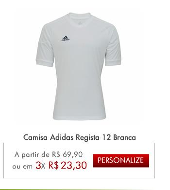 Promoção Mundo do futebol  Camisa Adidas a partir de R  49 b6a94e052aa3e