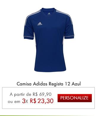 46386eac8243e Promoção Mundo do futebol  Camisa Adidas a partir de R  49