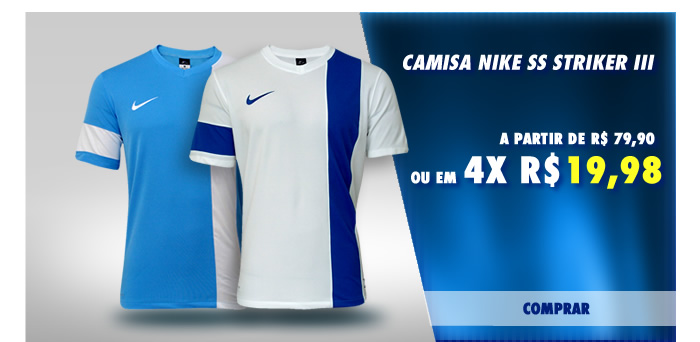 ... fb71df01fc4 Promoção Mundo do futebol Fardamento Esportivo Nike. Camisas  a . fdb98a2579222